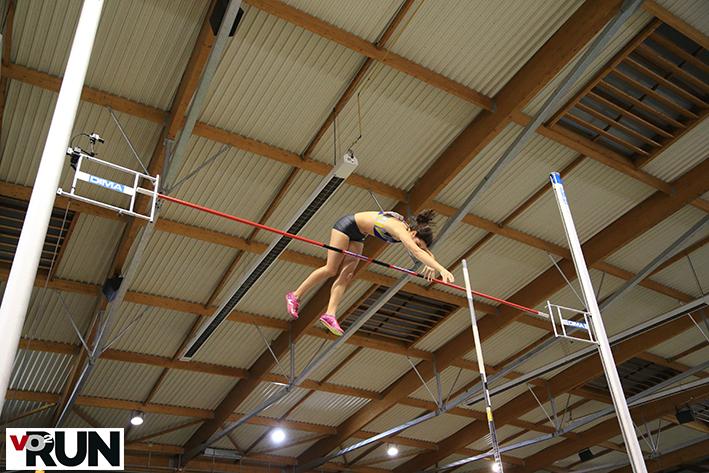 Marion Fiack passe à 4,60 m