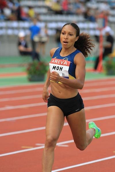 Clarisse Moh (Photo Yves-Marie Quemener)