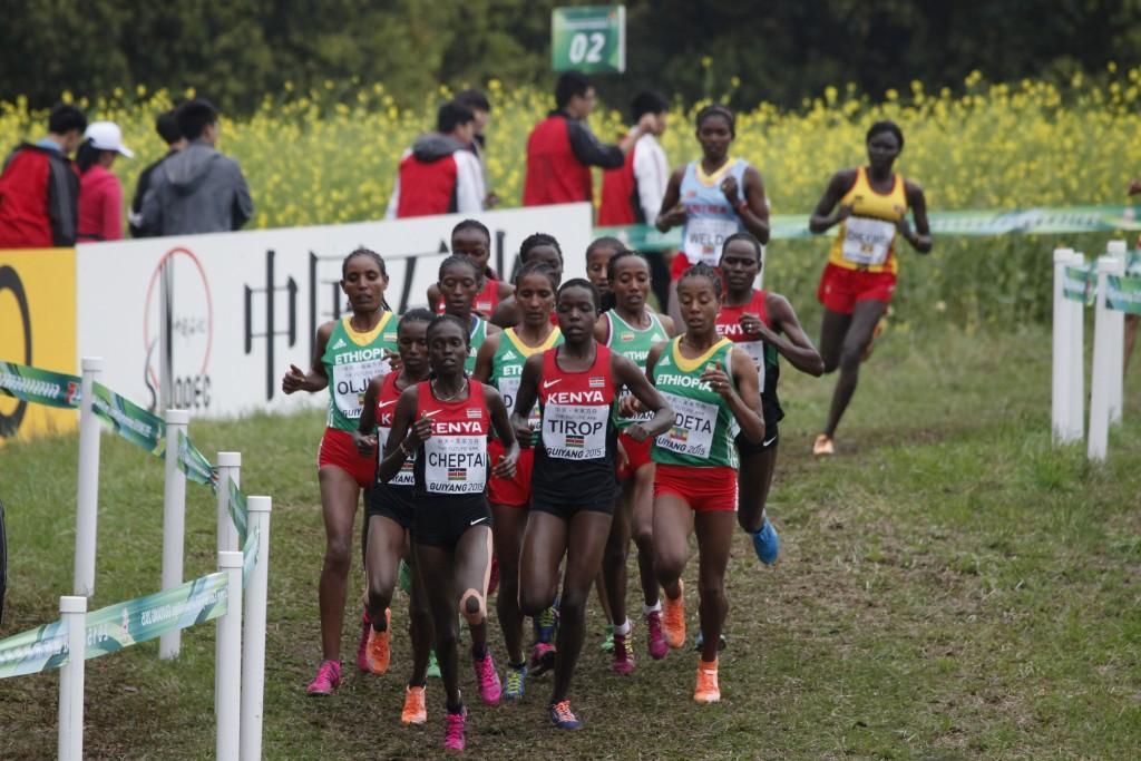 Les Africaines dynamitent la course senior femme