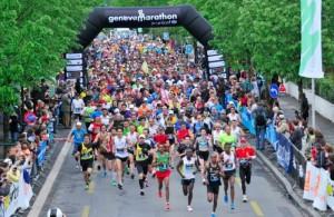 Marathon de Genève en DIRECT sur Vo2 Run
