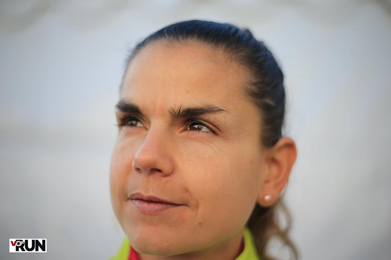 L'aventure marathon débute ce dimanche 12 avril pour Sophie Duarte (Photo Yves-Marie Quemener)