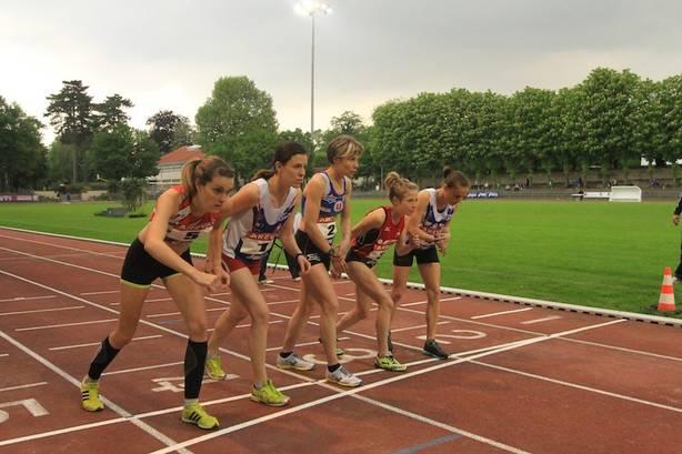 Cinq athlètes féminines avaient pris part aux France de 10 000 m en 2014. Elles sont neuf engagées cette année - Photo Yves-Marie Quemener