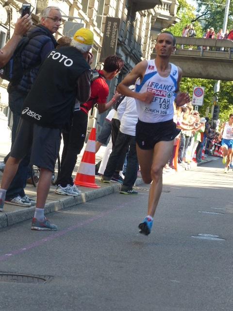 Abdellatif Meftah à Zurich (Photo Q.G)