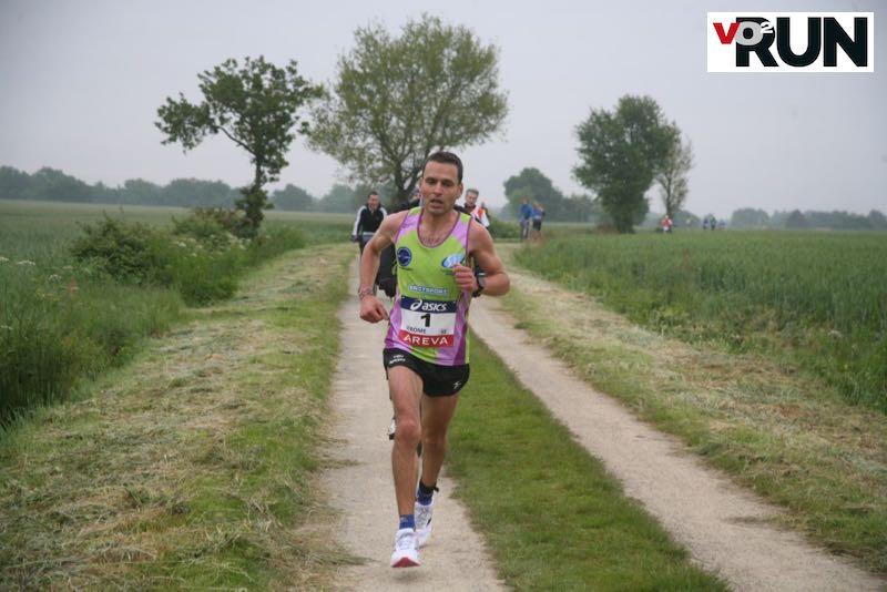 Championnat de France des 100km - Jerome Bellanca - Christophe Rochotte