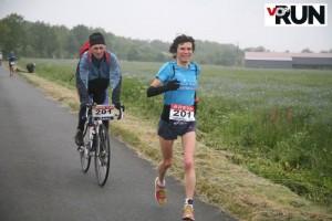 Championnat de France des 100km - Gwanaelle Guillou - Christophe rochotte