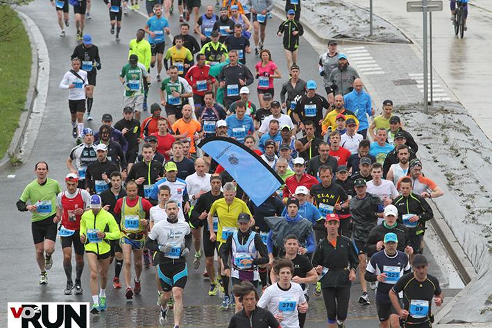 Marathon de Sénart 30