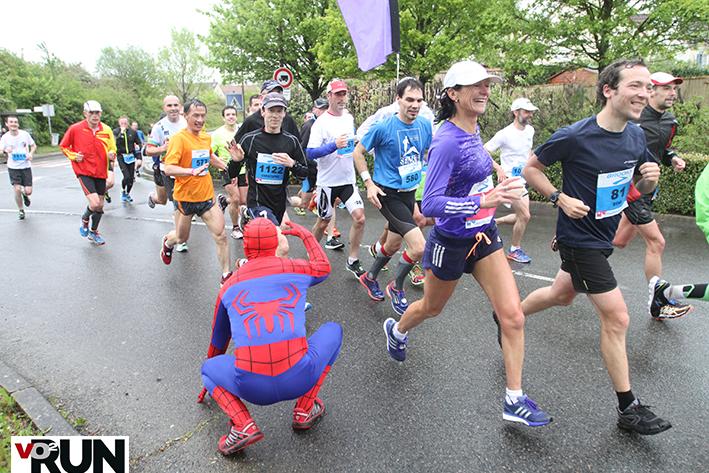Marathon de Sénart 74