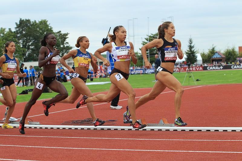 Aux championnats de France Elite 2014, dans les pas de Justine Fedronic (Photo Yves-Marie Quemener)