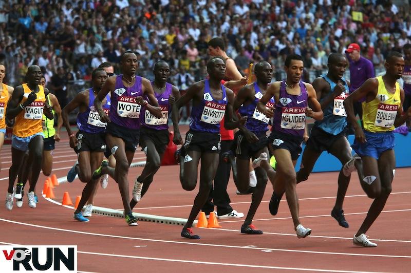 Le 1 500 m au meeting Areva (Photo Jean-Marc Mouchet)