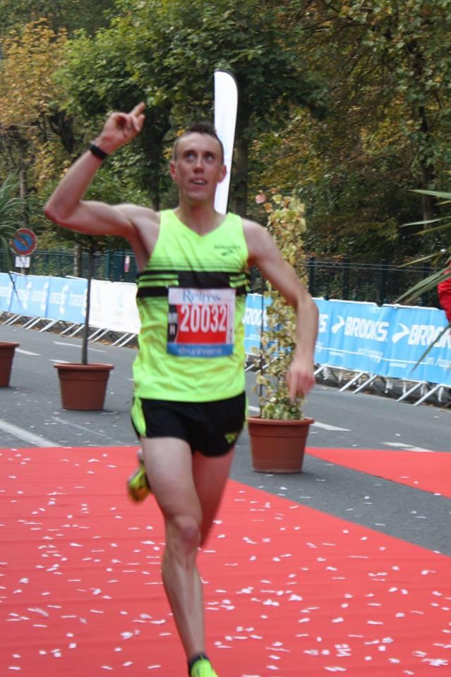 A Reims, nouveau record personnel sur semi-marathon