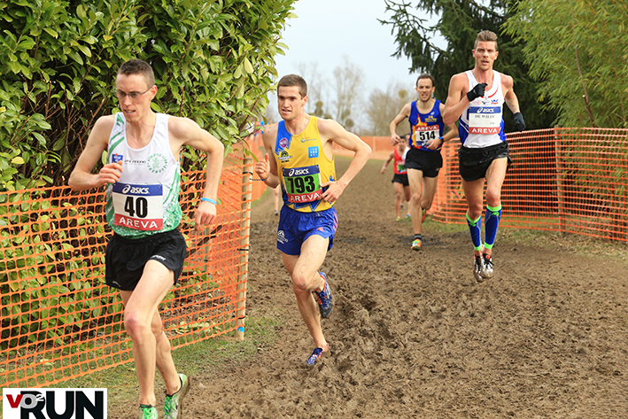 "Les France de cross, le ""déclic"" pour Paul Lalire (Photo Yves-Marie Quemener)"