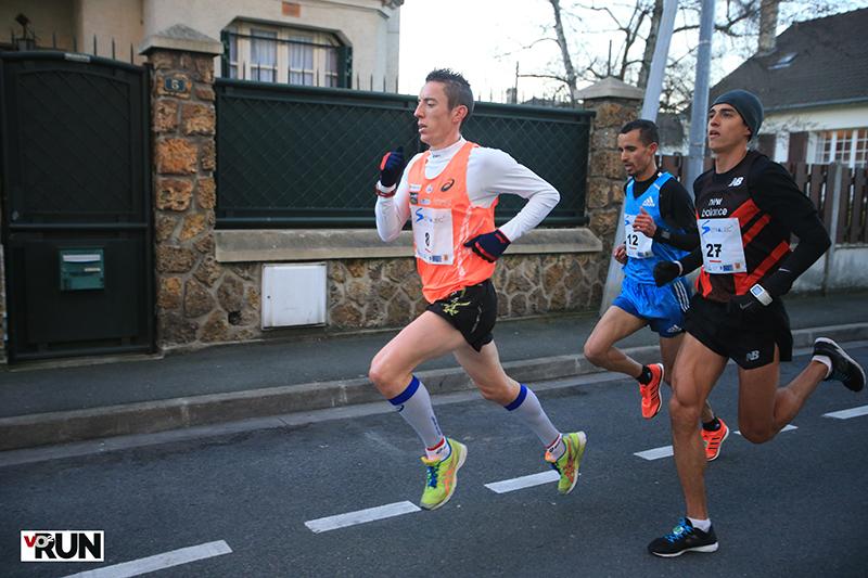 Yoann Kowal à Houilles en 2014 (Photo Yves-Marie Quemener)
