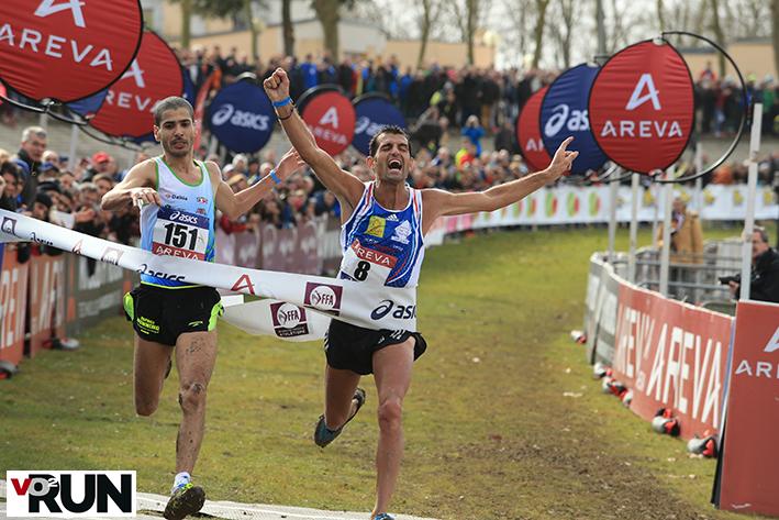 Sprint final rageur et victorieux pour Thierry Guibault l'an passé