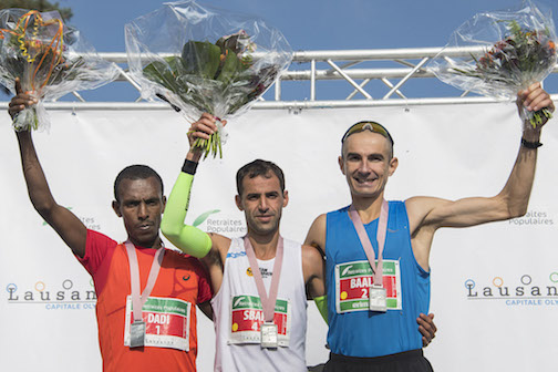 Lausanne Marathon 2016