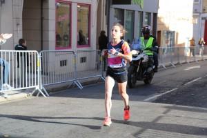 Magali Fleche, vainqueur fille en 3h07