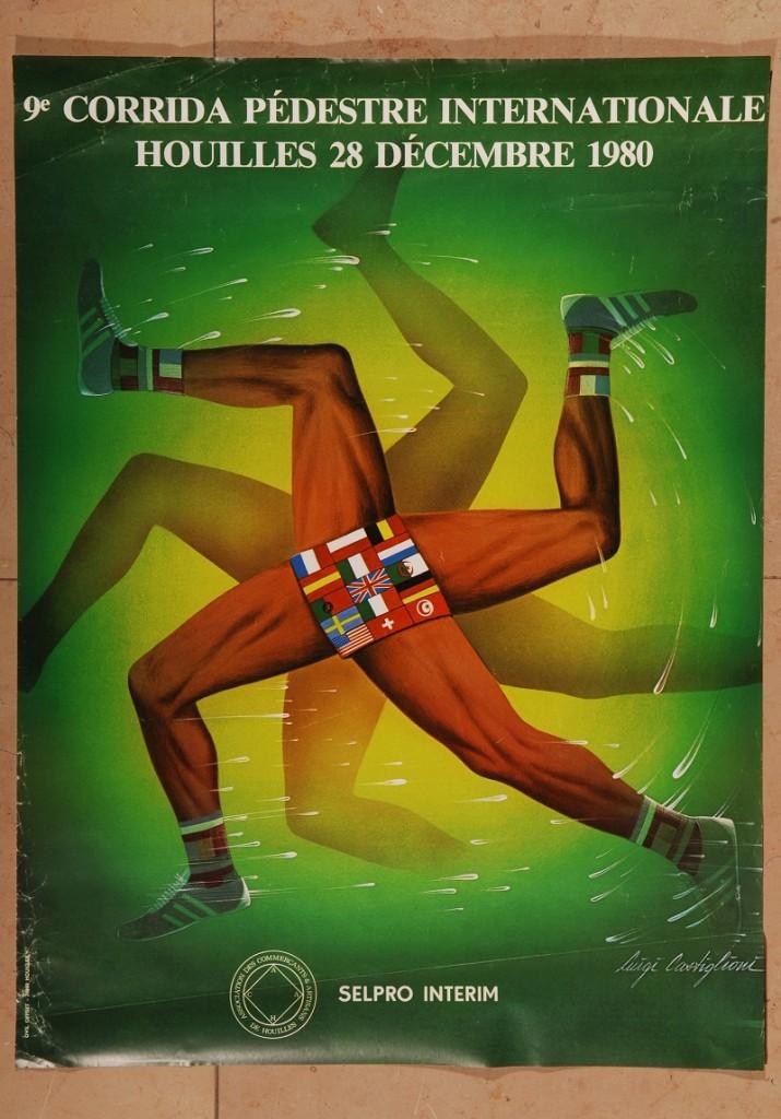 Affiche de Luigi Castiglioni