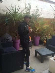Départ du marathon de Bordeaux 2015