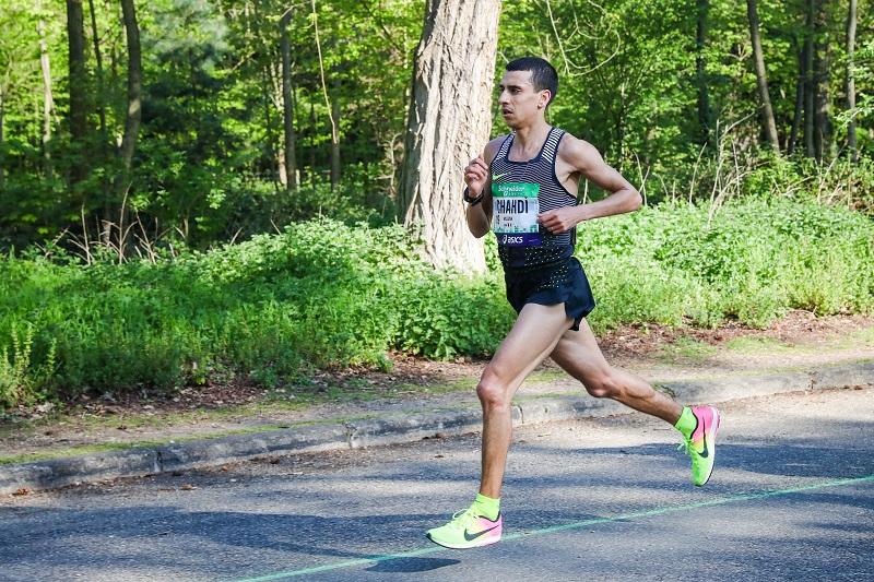 Chahdi paris marathon